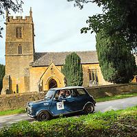 Car 34 Will Atkinson/Tiggy Atkinson