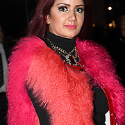 Safreen Khan - stylegrimoires attend the Fashion Scout - SS19 - London Fashion Week - Day 1, London, UK. 14 September 2018.