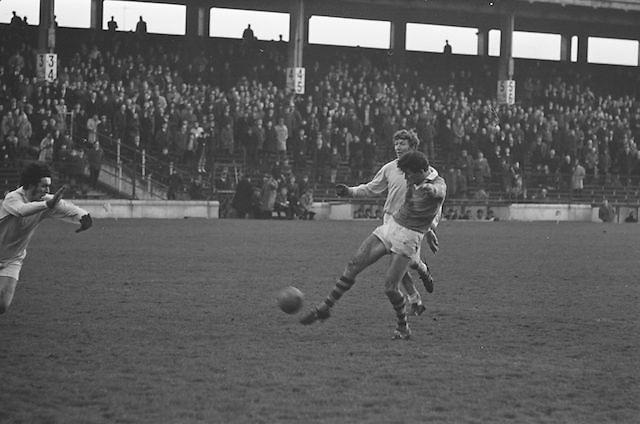 19.12.1971 Football NFL Kerry Vs Dublin