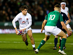 Sam Maunder of England U20 - Rogan/JMP - 21/02/2020 - Franklin's Gardens - Northampton, England - England U20 v Ireland U20 - Under 20 Six Nations.