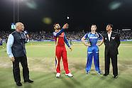 Pepsi IPL 2015 Eliminator - RCB v RR