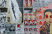 Street art on South Congress Avenue in Austin, Texas