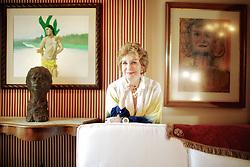 Natural de Bagé, a jornalista Tânia Carvalho é apresentadora de rádio e TV. Foi a 1ª apresentadora do Jornal do Almoço, em março de 1972, pela RBS TV. FOTO: Jefferson Bernardes/Preview.com