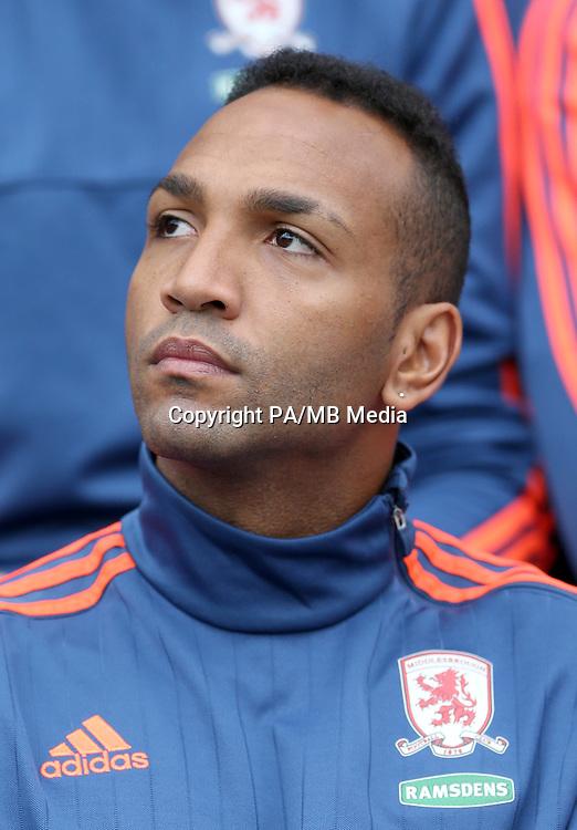 Middlesbrough's Emilio Nsue