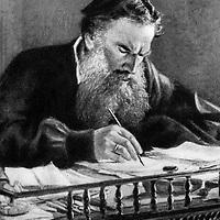 TOLSTOY, Lev Nikolayevich