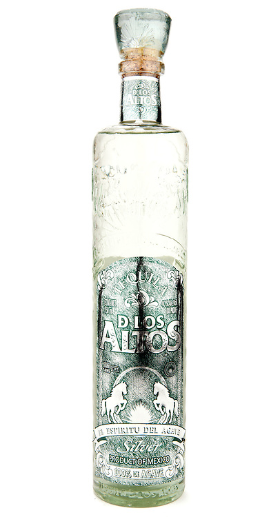 D'Los Altos Tequila Silver -- Image originally appeared in the Tequila Matchmaker: http://tequilamatchmaker.com