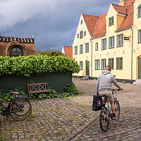 Dragor is an old fishing town located 12km from Copenhagen in Denmark.