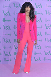 © Licensed to London News Pictures. 20/06/2018. London, UK. US singer Ciara attends the V&A Summer Party. Photo credit: Ray Tang/LNP