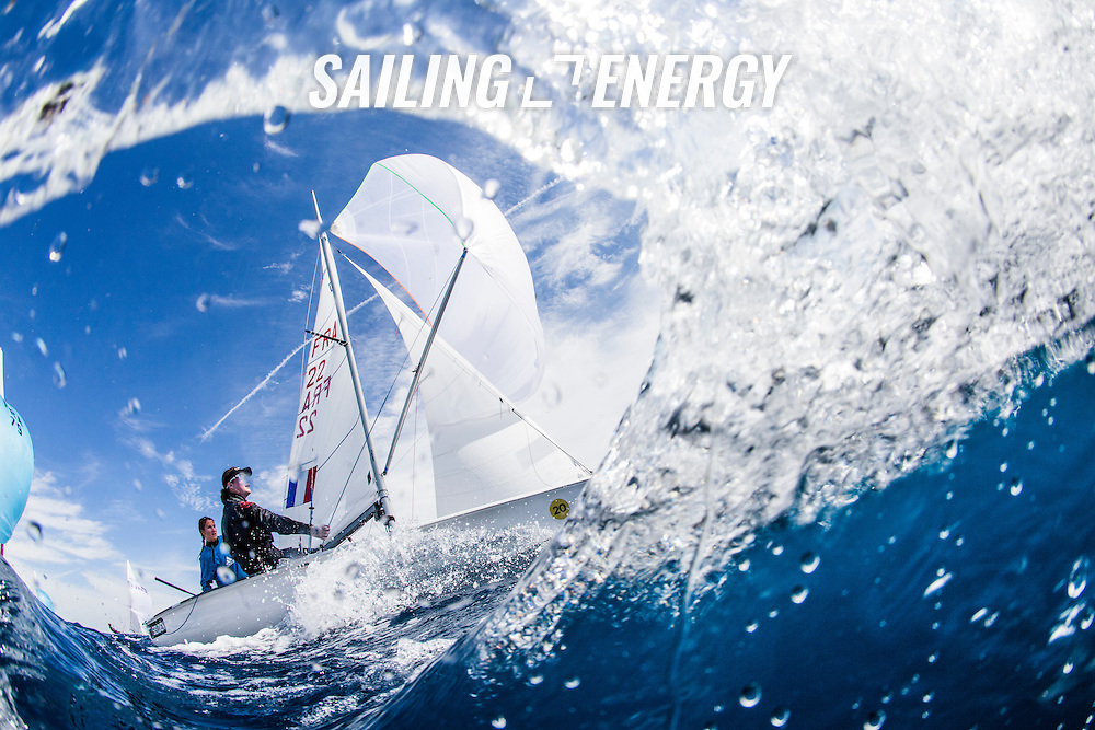 47 Trofeo Princesa Sofia IBEROSTAR, bay of Palma, Mallorca, Spain, takes<br /> place from 25th March to 2nd April 2016. Qualifier event for the Rio 2016<br /> Olympic Games. Over 800 boats and 1.000 sailors from to 68 nations<br /> &copy;Pedro Martinez/Sailing Energy/Trofeo Sofia