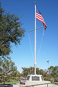 Navy Marine Memorial at Bill Barber Park Irvine