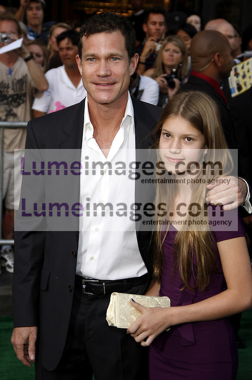 HOLLYWOOD, CA - SEPTEMBER 30, 2010: Dylan Walsh at the Los Angeles premiere of 'Secretariat' held at the El Capitan Theater in Hollywood, USA on September 30, 2010.