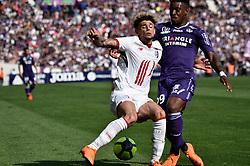 May 6, 2018 - Toulouse, France - Kevin Malcuit (losc) vs Somalia  (Credit Image: © Panoramic via ZUMA Press)
