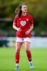 Carla Humphrey of Bristol City - Mandatory by-line: Ryan Hiscott/JMP - 29/09/2019 - FOOTBALL - SGS College Stoke Gifford Stadium - Bristol, England - Bristol City Women v Chelsea Women - FA Women's Super League