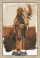 Images of the Old West magnet collection