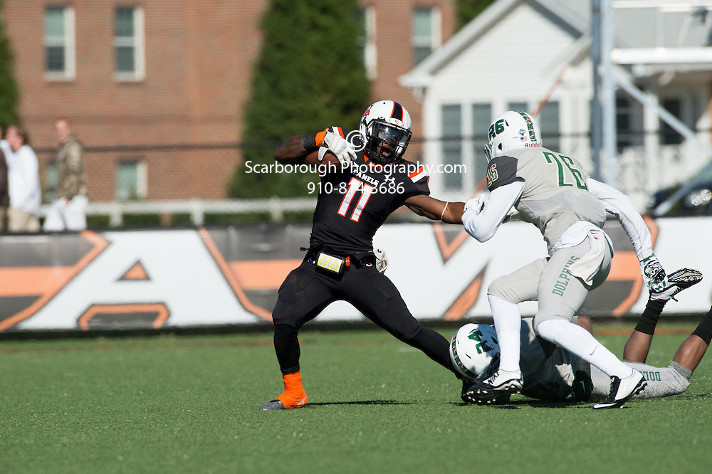 2015 Campbell University Football vs Jacksonville