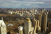 View of Central Park and the Upper East Side from 146 West 57th Street, 66th floor