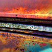 International Rust - Motor Transport Museum - Campo, CA - Lensbaby
