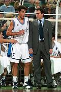 Carlo Recalcati, Massimo Bulleri