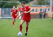 Accrington Stanley midfielder Sean McConville (11)  during the EFL Sky Bet League 1 match between Accrington Stanley and Burton Albion at the Fraser Eagle Stadium, Accrington, England on 8 September 2018.