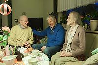Heinz, Klaus, Ilse.