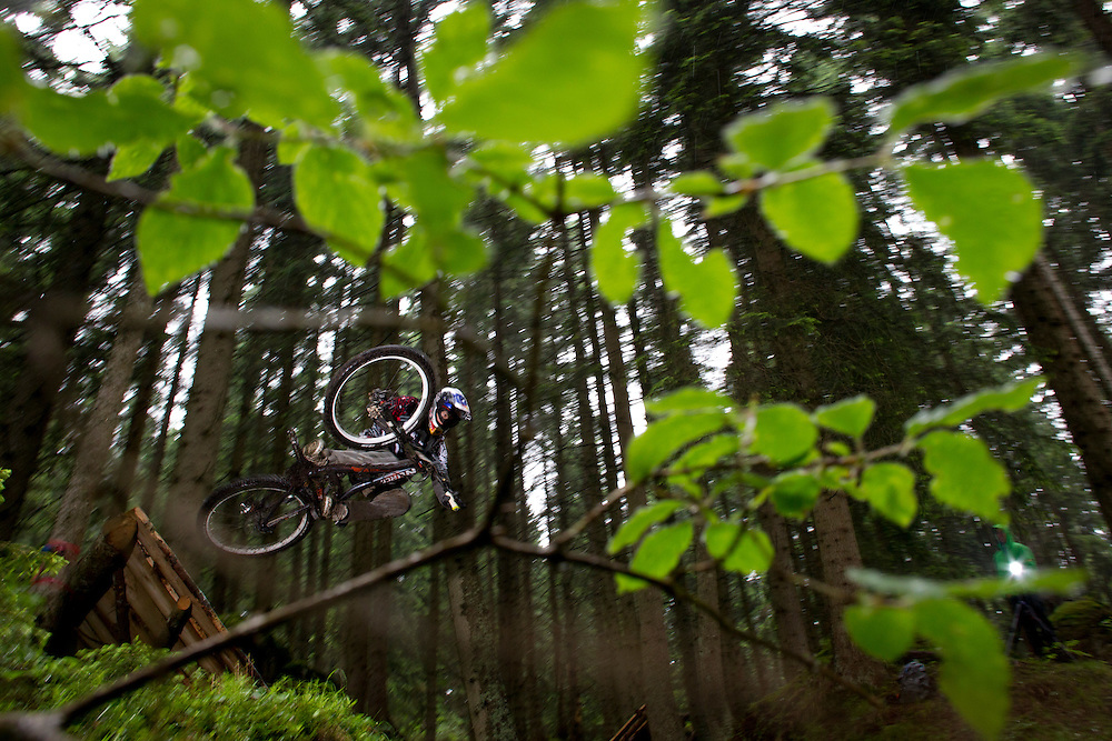 Event: Red Bull Trail Fox 2010?Photoshoot on High Noon Trail?Athlete: Mislav Mironovic