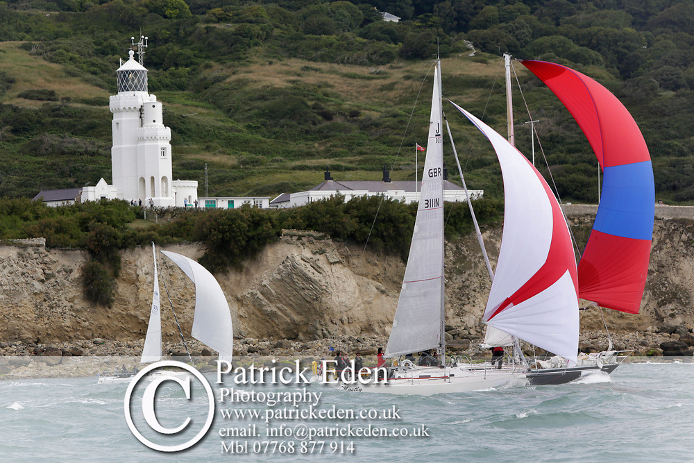 2017, July 1, Round the island Race, Round the Island Race, UK, Isle of Wight, Cowes, MOSTLY HARMLESS, GBR 3111N, 2017 Round the island Race,