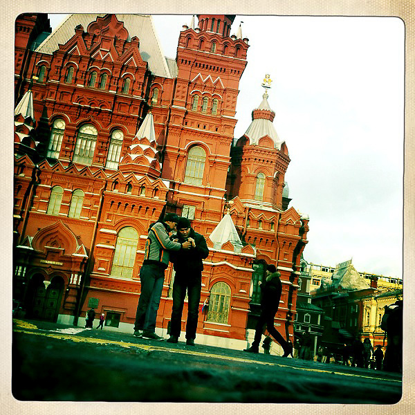 Moscow Moments 2011