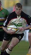 02/03/2003.Sport - 2003 Powergen Cup Semi- final - London Irish v Northampton Saints.Saints Michael Horak.