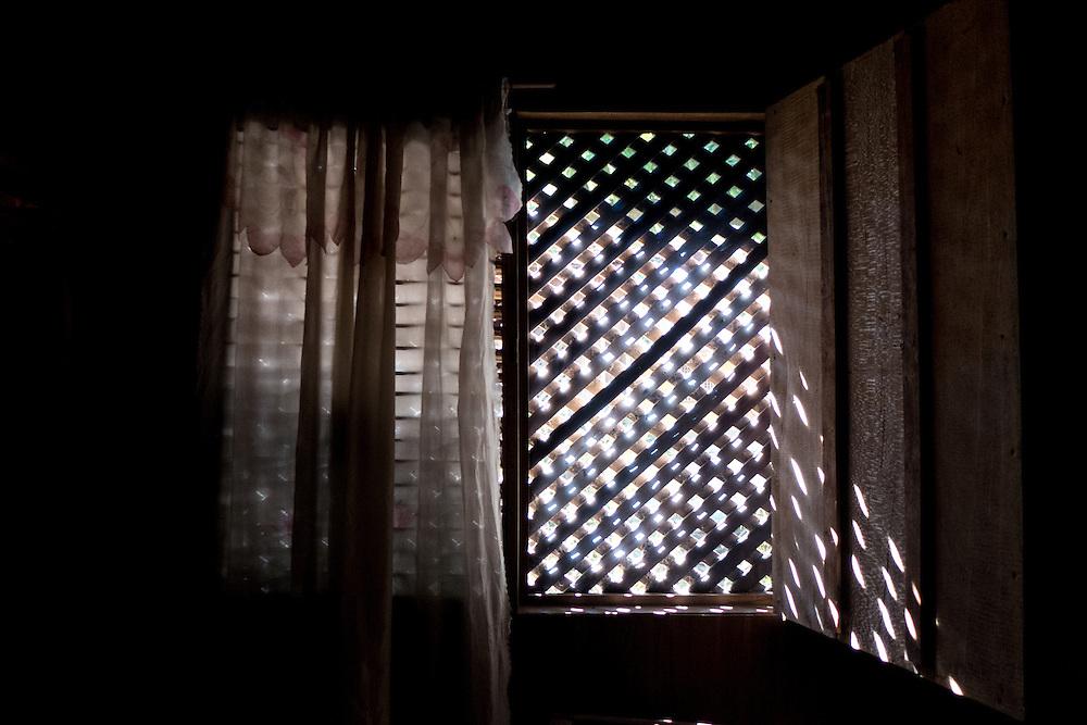 Sunlight through window. Cost Rica