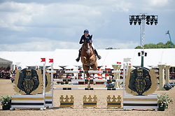 Mendoza Jessica, GBR, Toy Boy<br /> Rolex Grand Prix Jumping<br /> Royal Windsor Horse Show<br /> © Hippo Foto - Jon Stroud