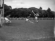 22/09/1955<br /> 09/22/1955<br /> 22 September 1955<br /> Army Semi-Final: Eastern Command v Southern Command at Phoenix Park, Dublin.