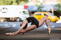 Dance As Art Photography Project- West Village New York City featuring dancer, Laura Siegel.