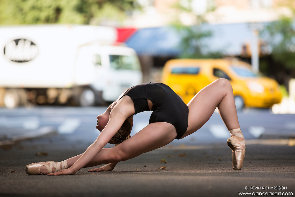 Dance As Art Photography Project- West Village New York City featuring dancer, Laura Siegel.