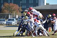 FB: North Carolina Wesleyan College vs. Huntingdon College (11-03-18)