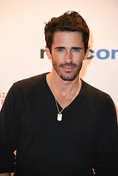 Brandon Beemer Arriving for the opening ceremony of the MIPCOM in Cannes - Marche international des contenus audiovisuels du 16-19 Octobre 2017, Palais des Festivals, Cannes, France.<br />