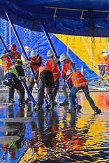 Auckland-Cirque du Soleil`s  Big Top Raised