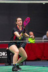 Cheryl Seinen during the Dutch Championships Badminton on February 1, 2020 in Topsporthal Almere, Netherlands