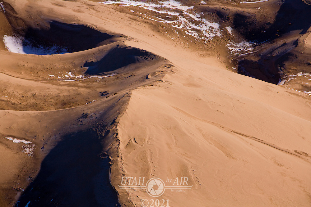 Little Sahara Sand Dunes