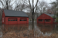 Essex Connecticut | Fall River Flooding | 2010
