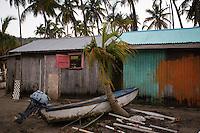 Marigot Bay, Saint Lucia. © Allen McEachern.