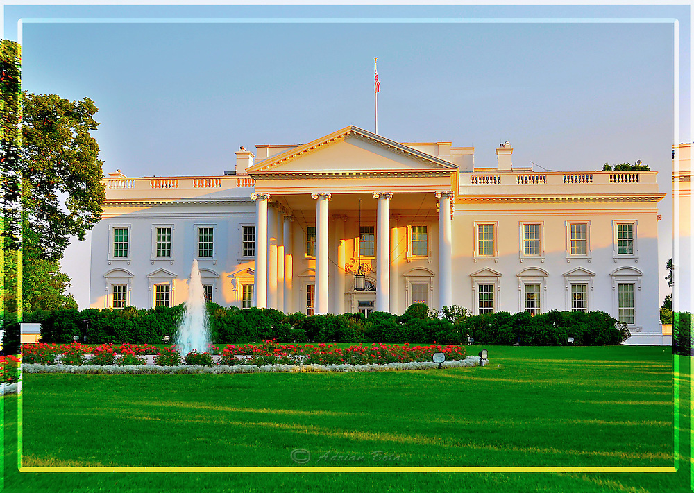 The White House, Washington DC <br />