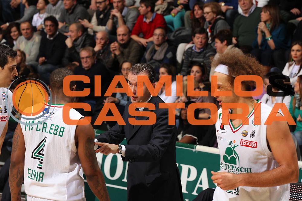 DESCRIZIONE : Siena Lega A 2011-12 Montepaschi Siena EA7 Emporio Armani Milano<br /> GIOCATORE : Simone Pianigiani<br /> CATEGORIA : coach<br /> SQUADRA : Montepaschi Siena<br /> EVENTO : Campionato Lega A 2011-2012<br /> GARA : Montepaschi Siena EA7 Emporio Armani Milano<br /> DATA : 04/03/2012<br /> SPORT : Pallacanestro<br /> AUTORE : Agenzia Ciamillo-Castoria/ElioCastoria<br /> Galleria : Lega Basket A 2011-2012<br /> Fotonotizia : Siena Lega A 2011-12 Montepaschi Siena EA7 Emporio Armani Milano<br /> Predefinita :