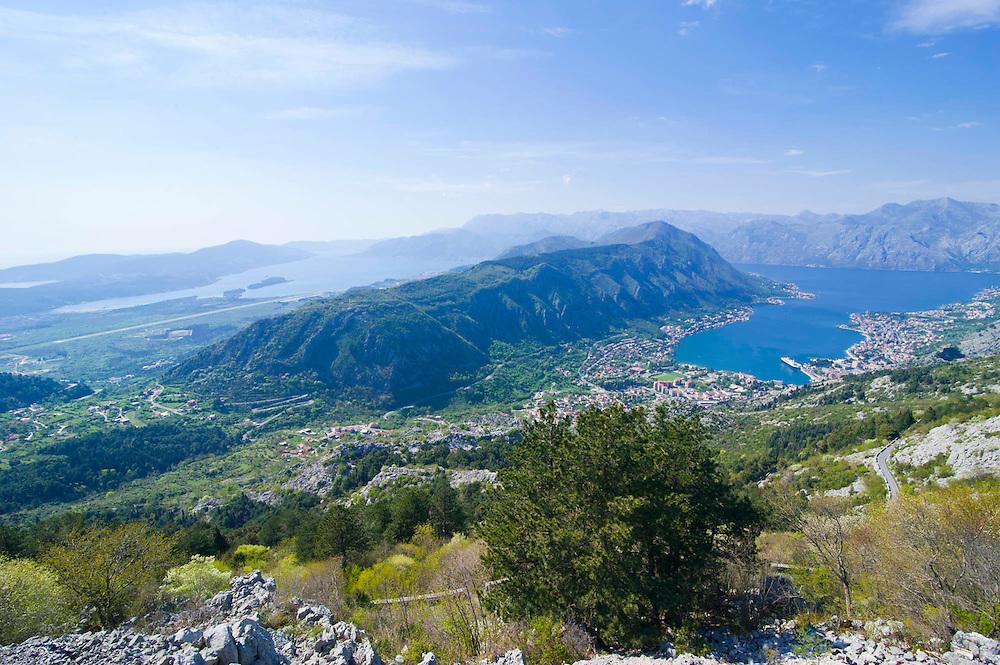 Kontorfjord, Montenegro, Balkan*Kontorfjord, Montenegro, Balkans
