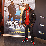 NLD/Amsterdam/20160116 - Photocall en premiere Ride Along 2, Kevin Hart