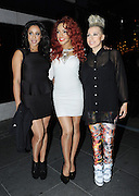 04.JULY.2012. LONDON<br /> <br /> STOOSHE ATTEND THE ARQIVA RADIO AWARDS HELD AT THE PARK PLAZA IN LONDON.<br /> <br /> BYLINE: EDBIMAGEARCHIVE.CO.UK<br /> <br /> *THIS IMAGE IS STRICTLY FOR UK NEWSPAPERS AND MAGAZINES ONLY*<br /> *FOR WORLD WIDE SALES AND WEB USE PLEASE CONTACT EDBIMAGEARCHIVE - 0208 954 5968*