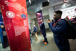 General images during the College Football Hall of Fame Dinner, December 29, 2017, in Atlanta. Auburn will face UCF in the Chick-fil-A Peach Bowl on January 1, 2018. (Paul Abell via Abell Images for Chick-fil-A Peach Bowl)