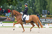 Roy First - Spice Girl<br /> FEI World Championships Young Dressage Horses 2019<br /> © DigiShots