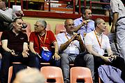 DESCRIZIONE : Forli DNB Final Four 2014-15 Npc Rieti BCC Agropoli<br /> GIOCATORE : Fabio Facchini Guerrino Cerebuch<br /> CATEGORIA : vip arbitro<br /> SQUADRA : arbitro<br /> EVENTO : Campionato Serie B 2014-15<br /> GARA : Npc Rieti BCC Agropoli<br /> DATA : 13/06/2015<br /> SPORT : Pallacanestro <br /> AUTORE : Agenzia Ciamillo-Castoria/M.Marchi<br /> Galleria : Serie B 2014-2015 <br /> Fotonotizia : Forli DNB Final Four 2014-15 Npc Rieti BCC Agropoli