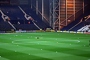 Deepdale before the Sky Bet Championship match between Preston North End and Nottingham Forest at Deepdale, Preston, England on 3 November 2015. Photo by Pete Burns.