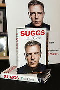12.DECEMBER.2013. LONDON<br /> <br /> CODE - LH<br /> <br /> SUGGS (GRAHAM MCPHERSON) SIGNS COPIES OF HIS LATEST BOOK 'THAT CLOSE' AT WATERSTONES, DEANSGATE, MANCHESTER<br /> <br /> BYLINE: EDBIMAGEARCHIVE.CO.UK<br /> <br /> *THIS IMAGE IS STRICTLY FOR UK NEWSPAPERS AND MAGAZINES ONLY*<br /> *FOR WORLD WIDE SALES AND WEB USE PLEASE CONTACT EDBIMAGEARCHIVE - 0208 954 5968*